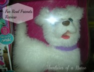 FURREAL FRIENDS GET UP & GOGO, MY WALKIN' PUP Pet Review