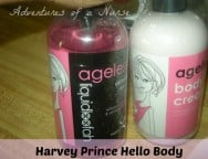 Hello Body Lotion and Body Soap Review