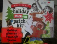 Holiday Patch Kit Review