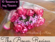 10 Reasons to buy flowers