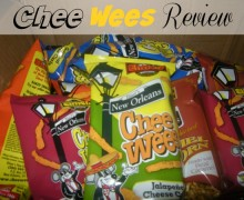 Elmers Chee Wees Review