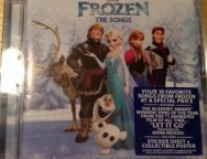 Disney's 'Frozen' CD Soundtrack Review and Giveaway