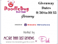 Win A DoodleBug Busy Bag