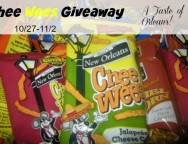 Chee Wees Giveaway