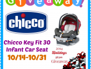 Chicco Carseat Giveaway