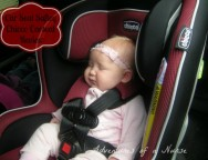 NextFit Convertible Car Seat Review