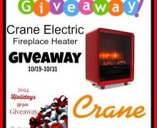 Crane Heater Giveaway