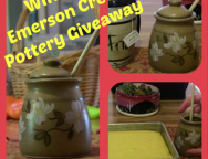 Emerson Creek Honey Jar Review, Recipe & Giveaway
