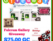 Fulcrum Gallery Giveaway