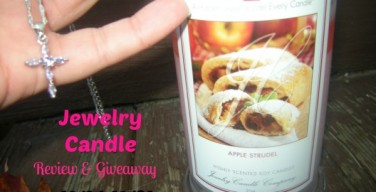Jewelry Candle Review/Giveaway