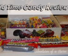 Old Time Candy Review