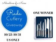 Rada Cutlery Giveaway