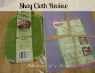 Skoy Cloth Review