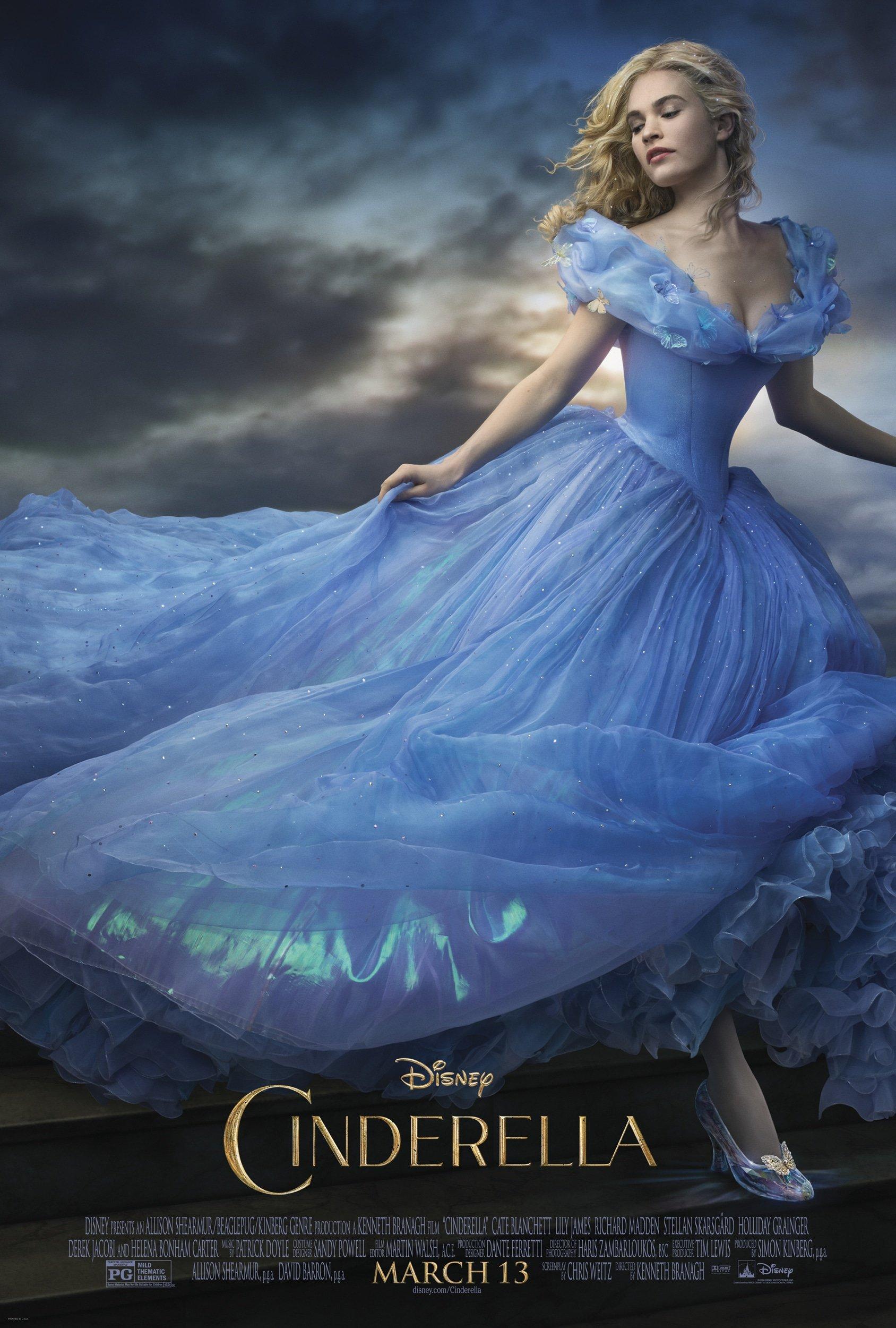 Walt Disney Studios Presents Cinderella