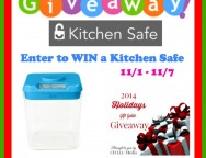 Kitchen Safe Giveaway