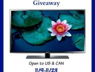 Win a Samsung 40-Inch Smart TV