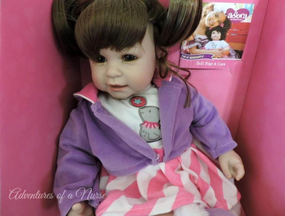 Adora Doll Review Adventures Of A Nurse