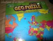 Geo Puzzle Review