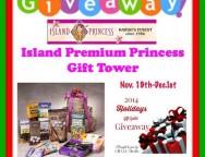 Island Princess Giveaway