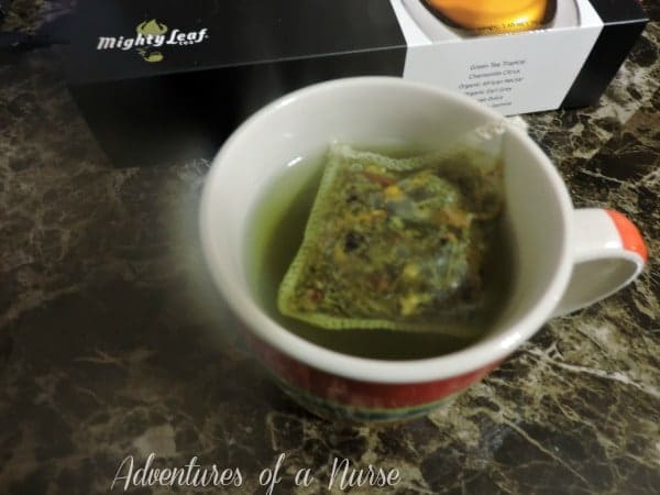 5 Reasons to drink Mighty Leaf Tea