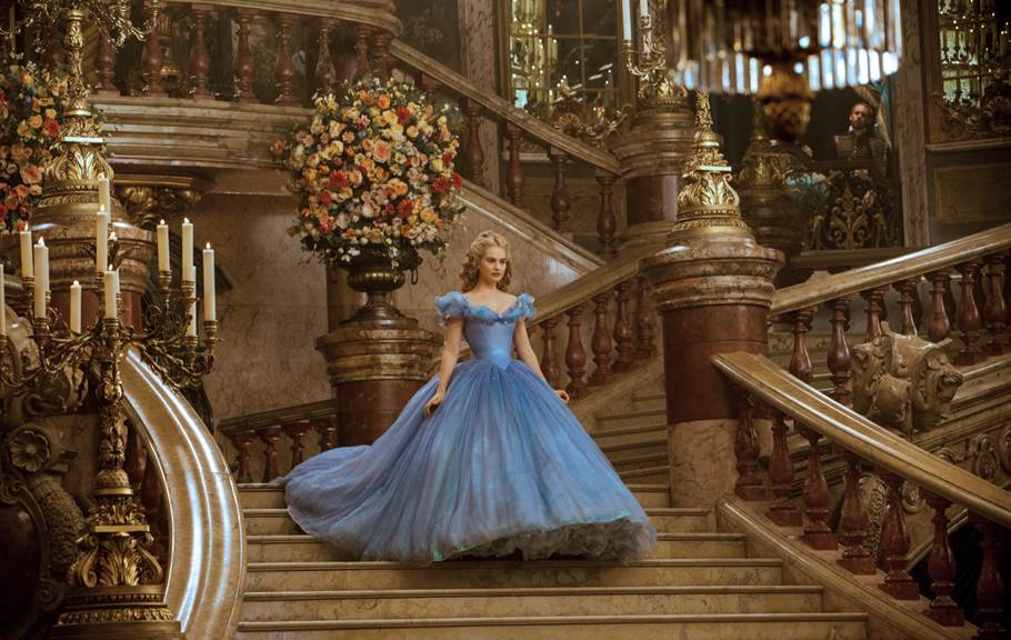 Brand New #Cinderella Trailer Released
