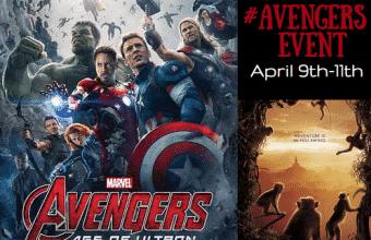 I'm Going! #AvengersEvent #MonkeyKingdom