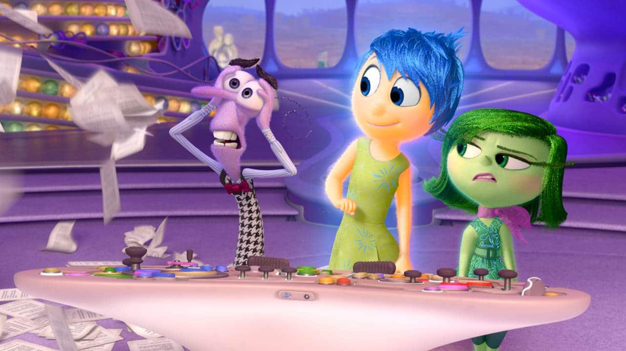 New trailer for Inside Out