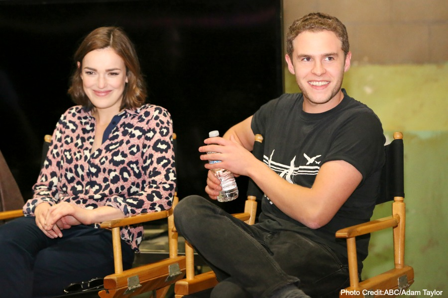 Elizabeth and Iain