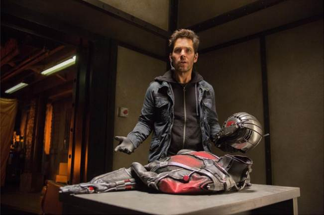 The brand new trailer for Marvel's ANT-MAN