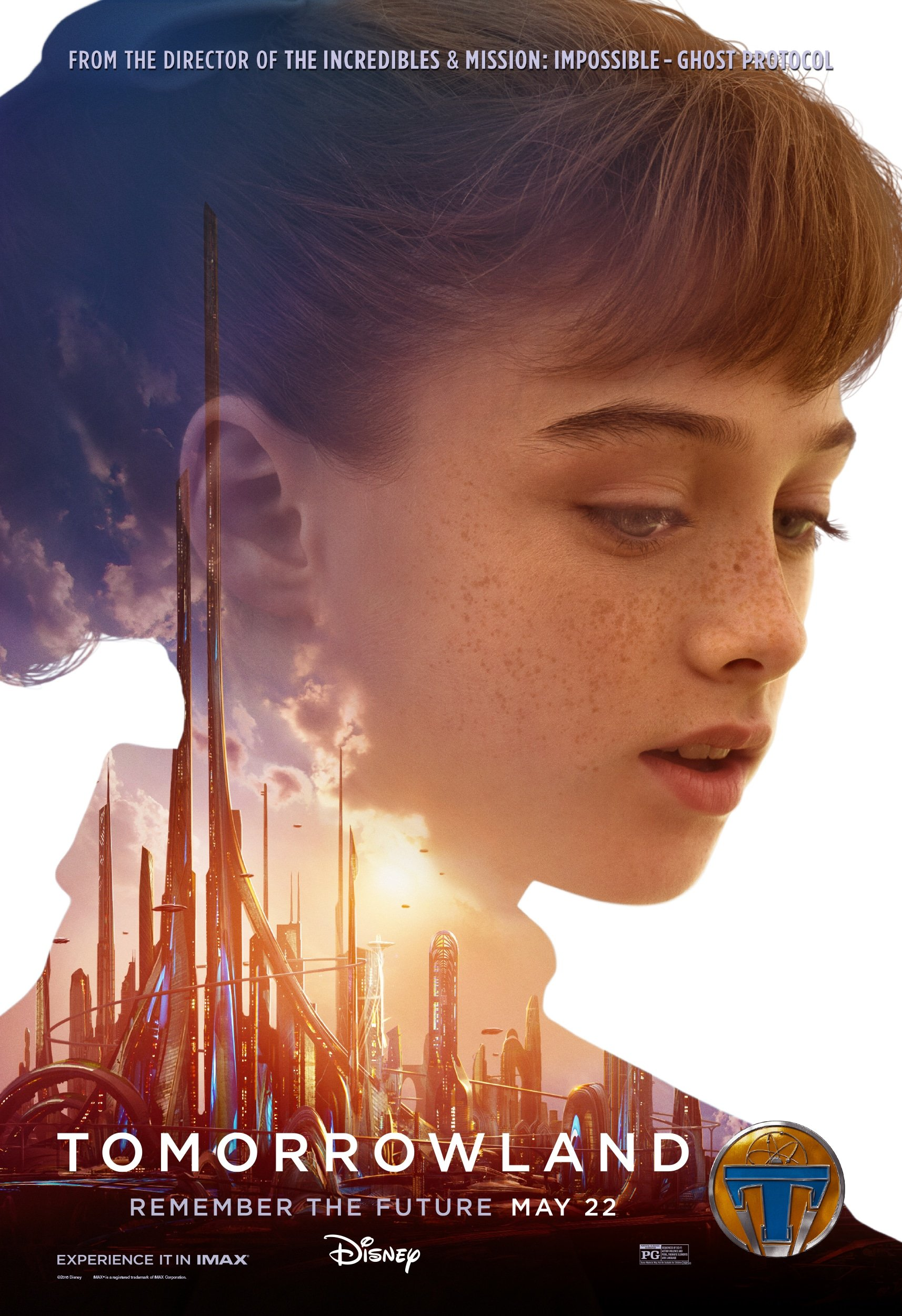 Tomorrowland brand new Posters