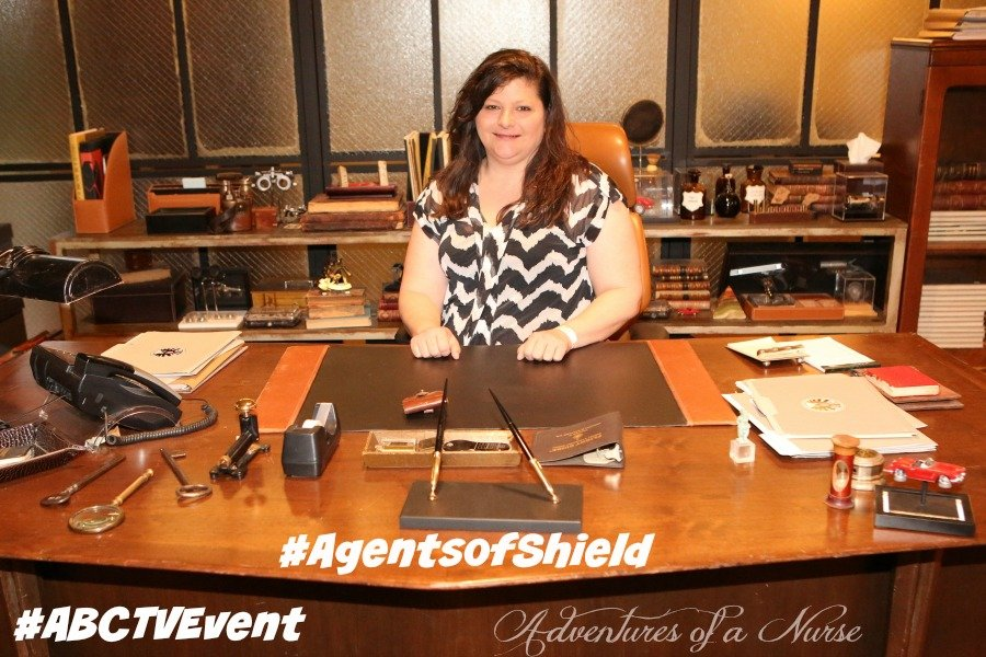 Visit to Agents of Shield Interview with Clark Gregg, Ming-Na Wen, Jed Whedon & Jeffrey Bell