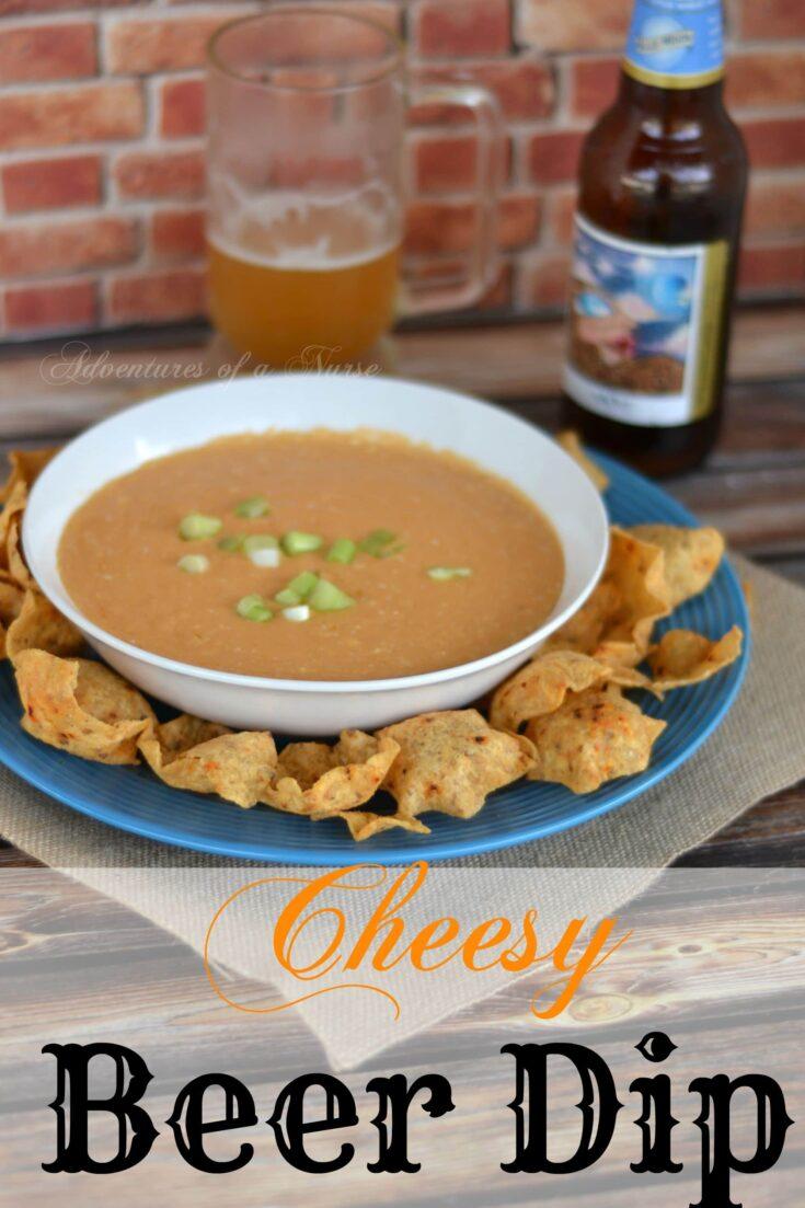 Cheesy Beer Dip Recipe