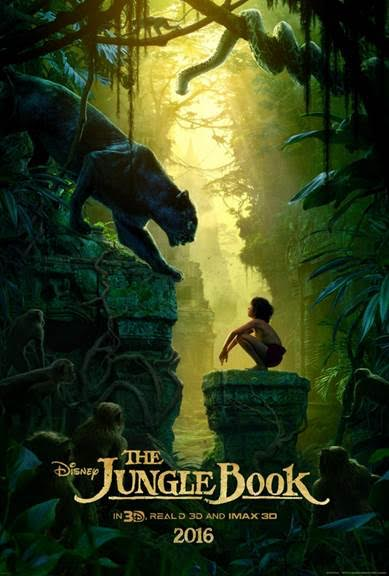 The Jungle Book Trailer now available!