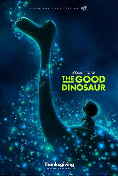 The new trailer for THE GOOD DINOSAUR is now available