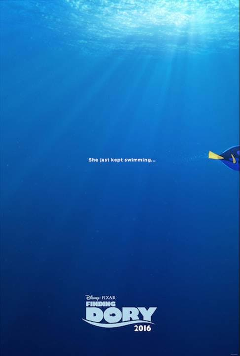 Finding Dory the new teaser trailer and poster
