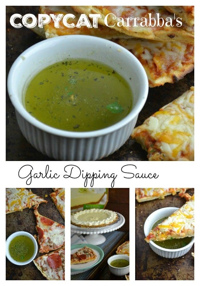 copycat carrabba's dipping sauce