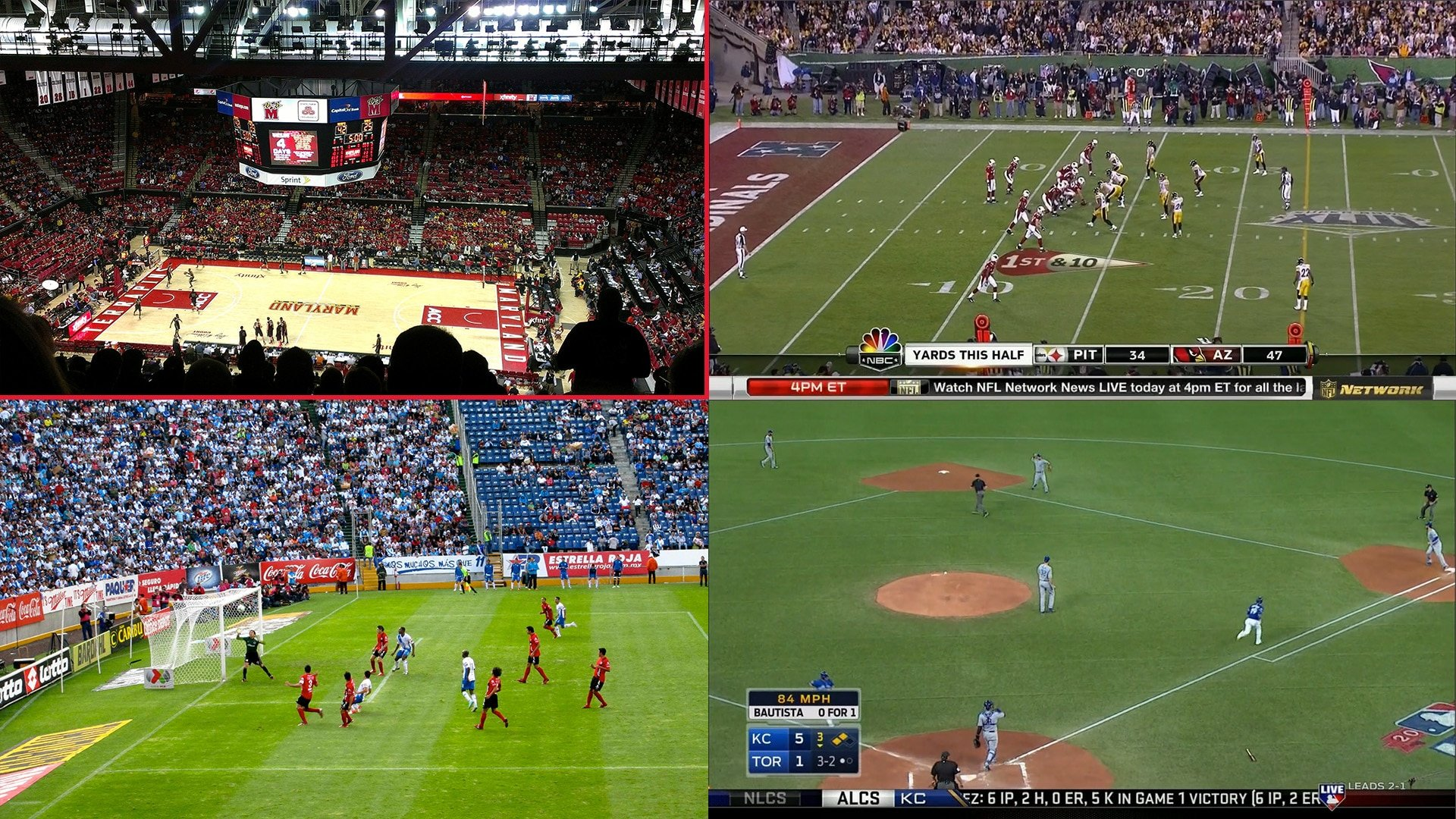"DISH Launches ""Sports Bar Mode"" on Hopper 3 in Time for March NCAA Tournament Games"