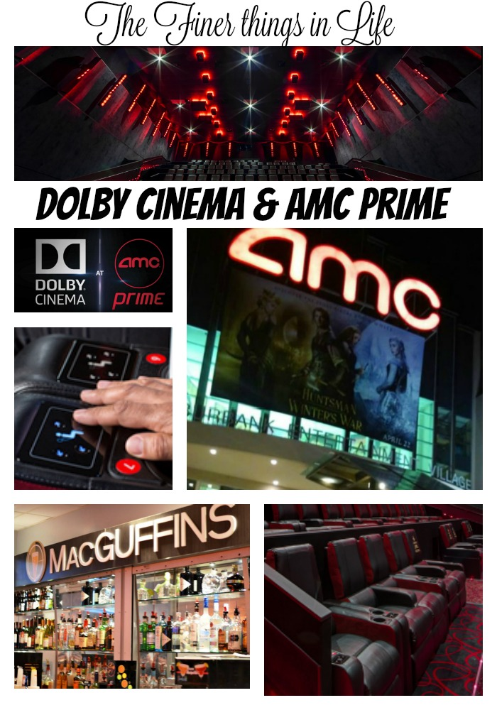 The Finer Things in Life with Dolby Cinema and AMC Prime