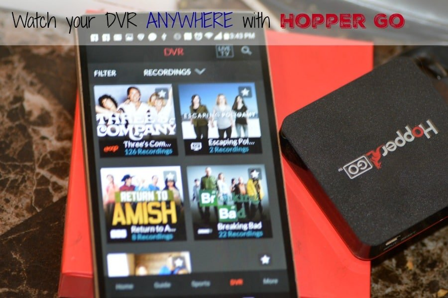 Watch your DVR anywhere with Hopper Go
