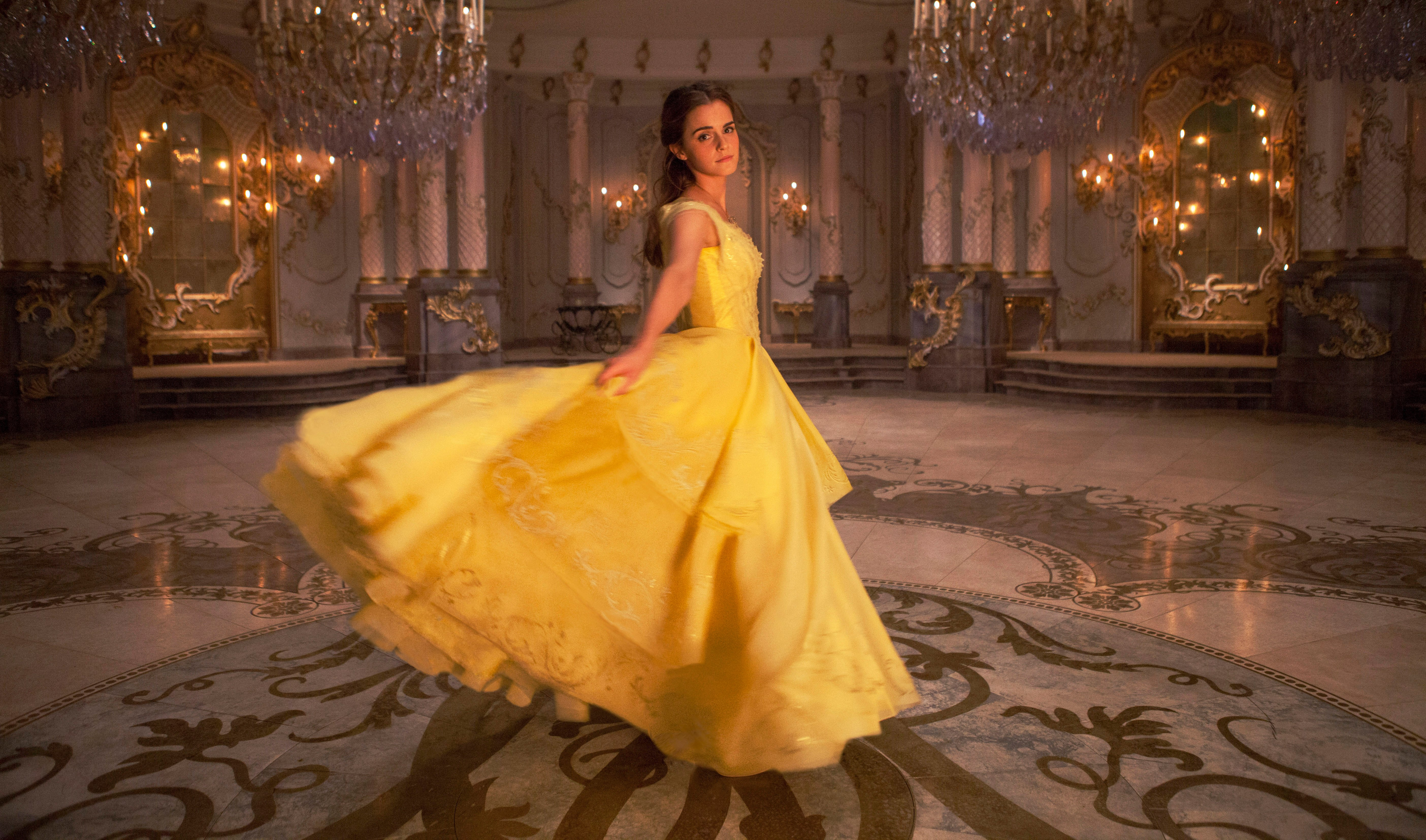 New Images for Beauty and The Beast