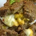 One Pot Instant Pot Mashed Potatoes and Cheeseburger Meatloaf