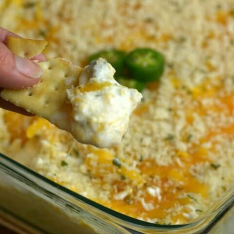 Jalapeno Hot Popper & Chicken Instant Pot Dip