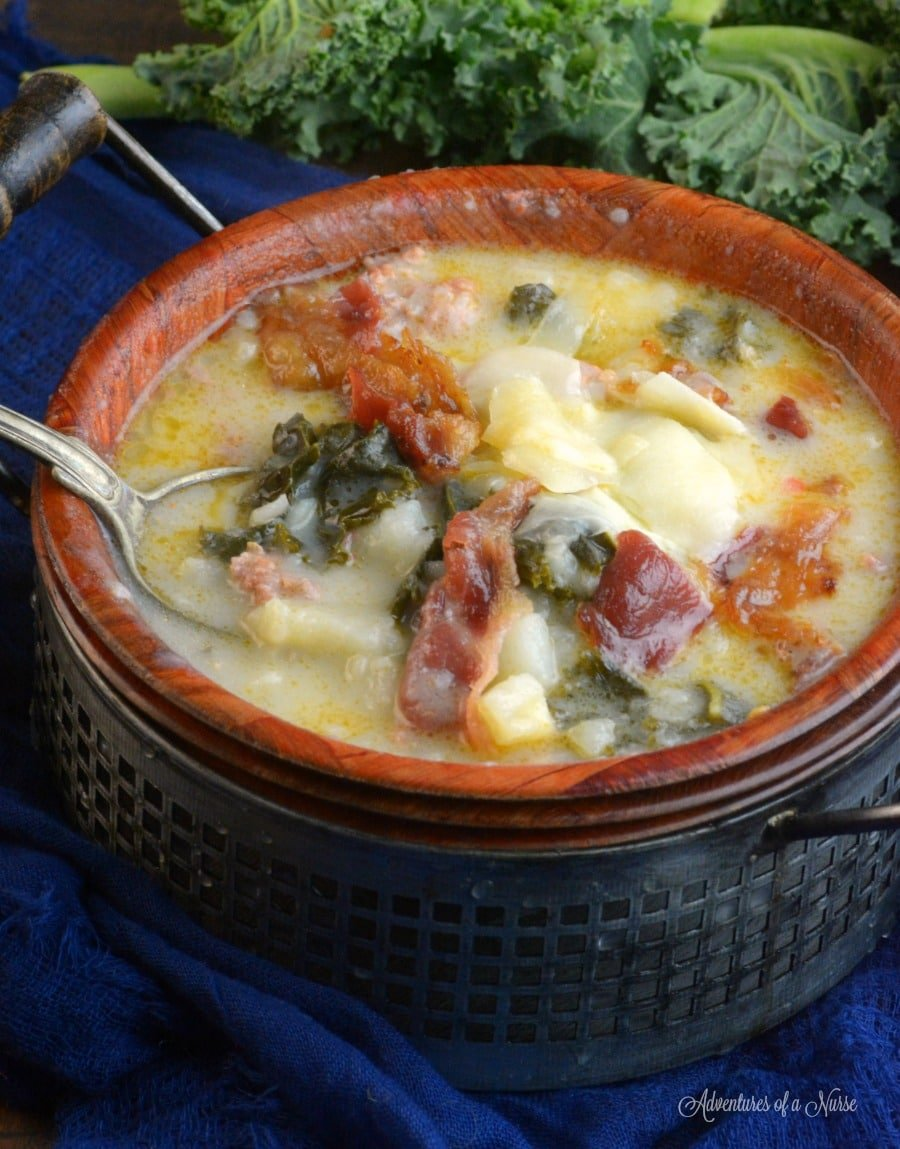 Zuppa Tuscana Olive Garden Copy Cat Soup