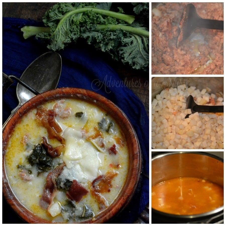 Zuppa Tuscana Soup how to