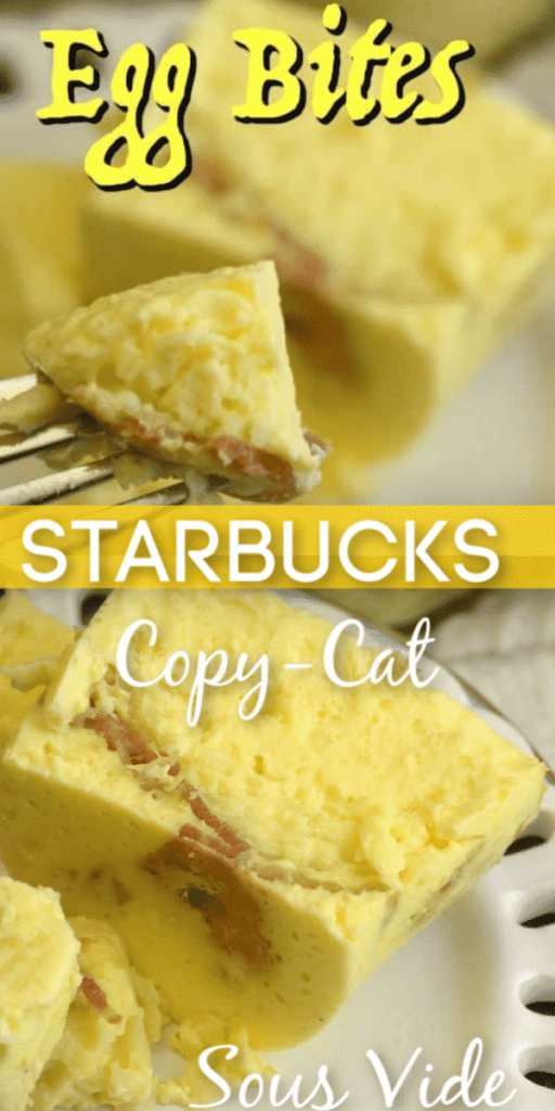 Starbucks Copy Cat Egg Bites