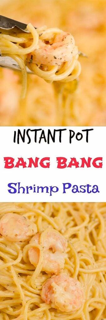 Instant Pot Bang Bang Shrimp