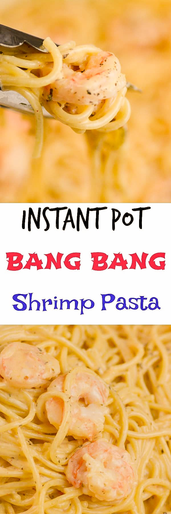 Instant Pot Bang Bang Shrimp