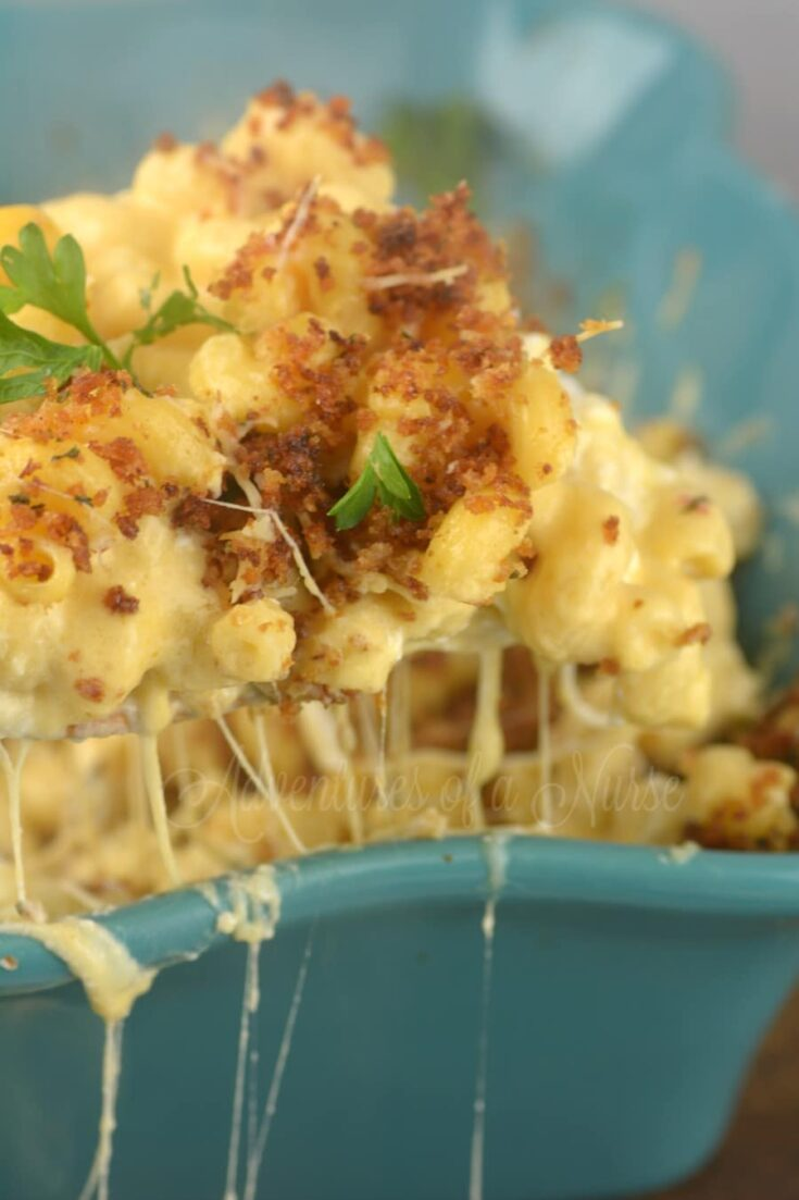 Million Dollar Instant Pot Mac and Cheese