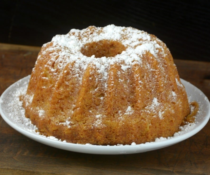 How Long To Bake A Cake In A Bundt Pan