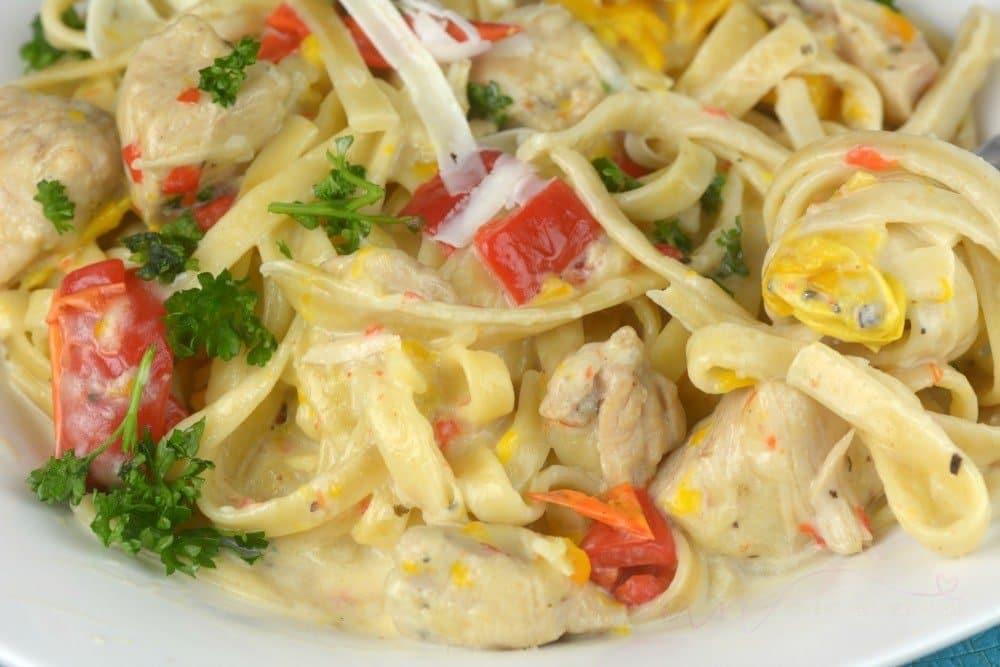 instant pot olive garden copy cat chicken scampi - Olive Garden Chicken Scampi Recipe